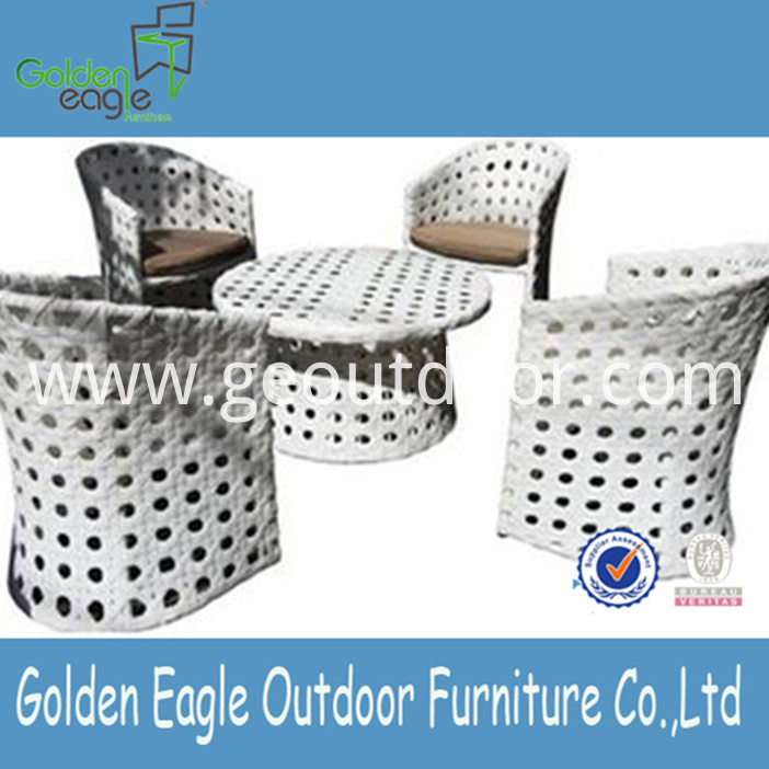 PE Wicker Outdoor Dining Furniture
