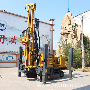 XCMG 300M Deep Water Well Drilling Rig