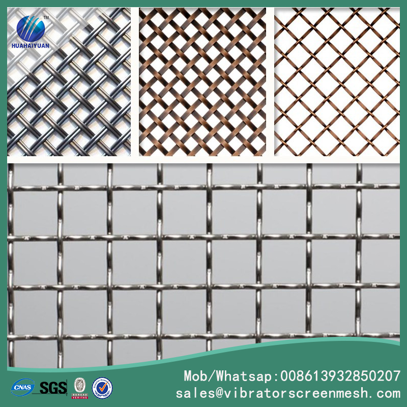 Mining Slag Screen Mesh