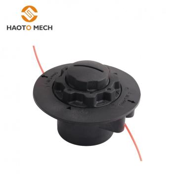 Trimmer head for grass brush trimmer cutter machine