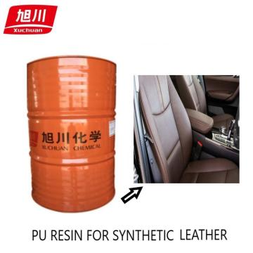 One component pu resins for dry process