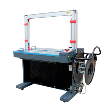 Fully Automatic 12*0.6mm PP PE Belt Strapping Machine