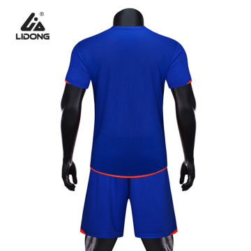 Sublimation Football Shirt Soccer Jersey para Hombres