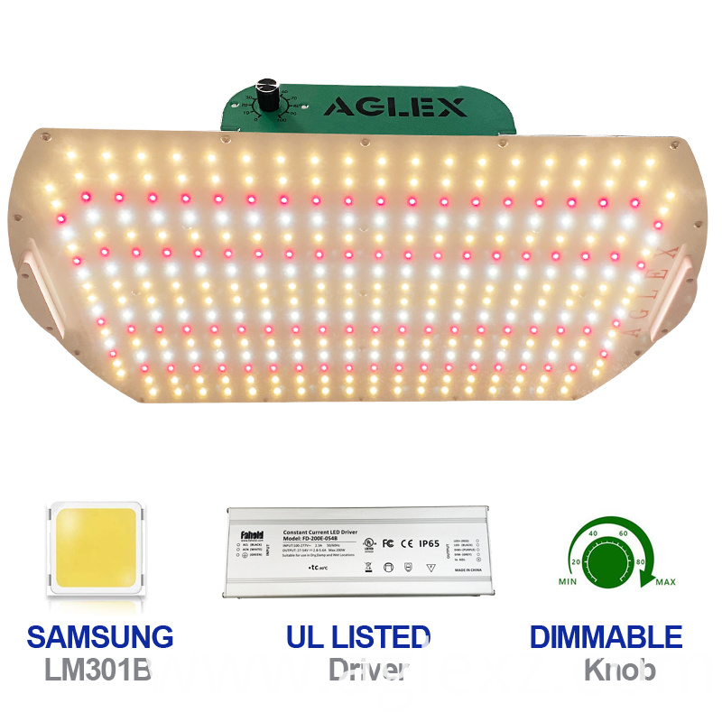 SAMSUNG LED GROW LIGHT DIMMABLE