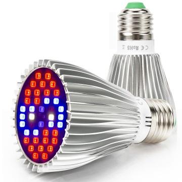 LED Grow Light Full Spectrum with E27 Lamp Holder Phytolamp for flowers seedlings garden grow box plant growth lamp