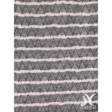 Stripe Sweater Knit Fabric