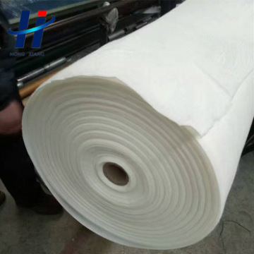 Long fiber needle punched non woven geotextile
