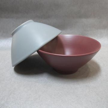Ceramic Dinner Plate and Bowl