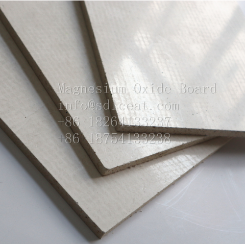 lightweight White Fireproof Mgo Ceiling Wall Boards