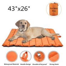 Portable and Camping Travel Pet Bed