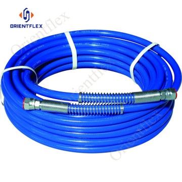 8mm high pressure paint sprayer hose and gun 22.7Mpa