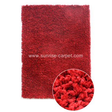 Polyester Carpet Thick Yarn
