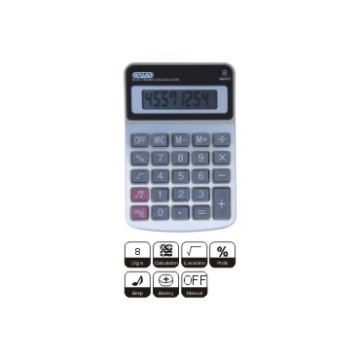 8 Digits Desk Calculator