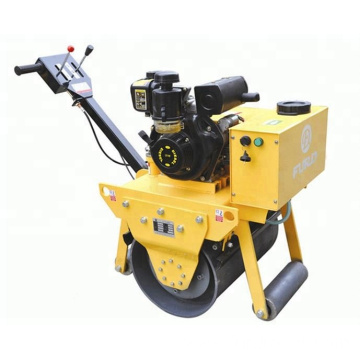Vibrating CE Certificated Vibratory Road Roller Compactor FYL-600C