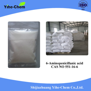 6-Aminopenicillanic acid Antibiotics 551-16-6