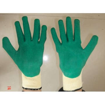 Latex Coated Work Gloves