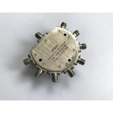 0.5 – 43.5GHz SP8T Pin Diode Switch