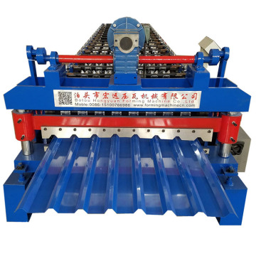 IBR Roof Sheet Metal Tile Making Machine