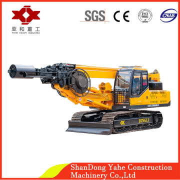 Square rod drilling rig corporation