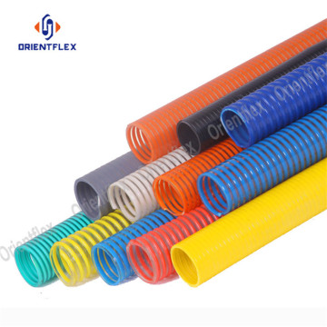Spiral Reinforced PVC Suction Hose