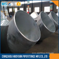 ASME Large Size Galvanized LR Seamless Elbow