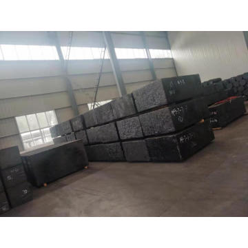 Custom activated cathode carbon block