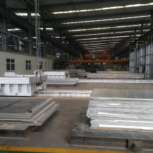 1050 H24 aluminum sheet for decorative panels