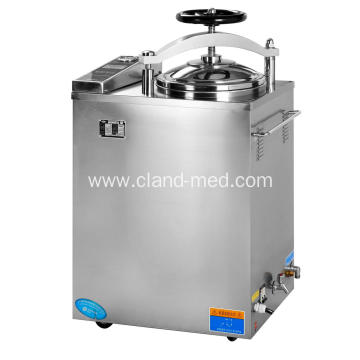 Medical Electric-heated Verticl Pressure Steam Sterilizer