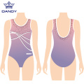 Sublimated Training Childrens Gymnastics Clothes
