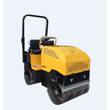 CE certified asphalt road paving machine 1.5ton