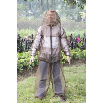 Outdoor Lightweight Mosquito Net Body Suits