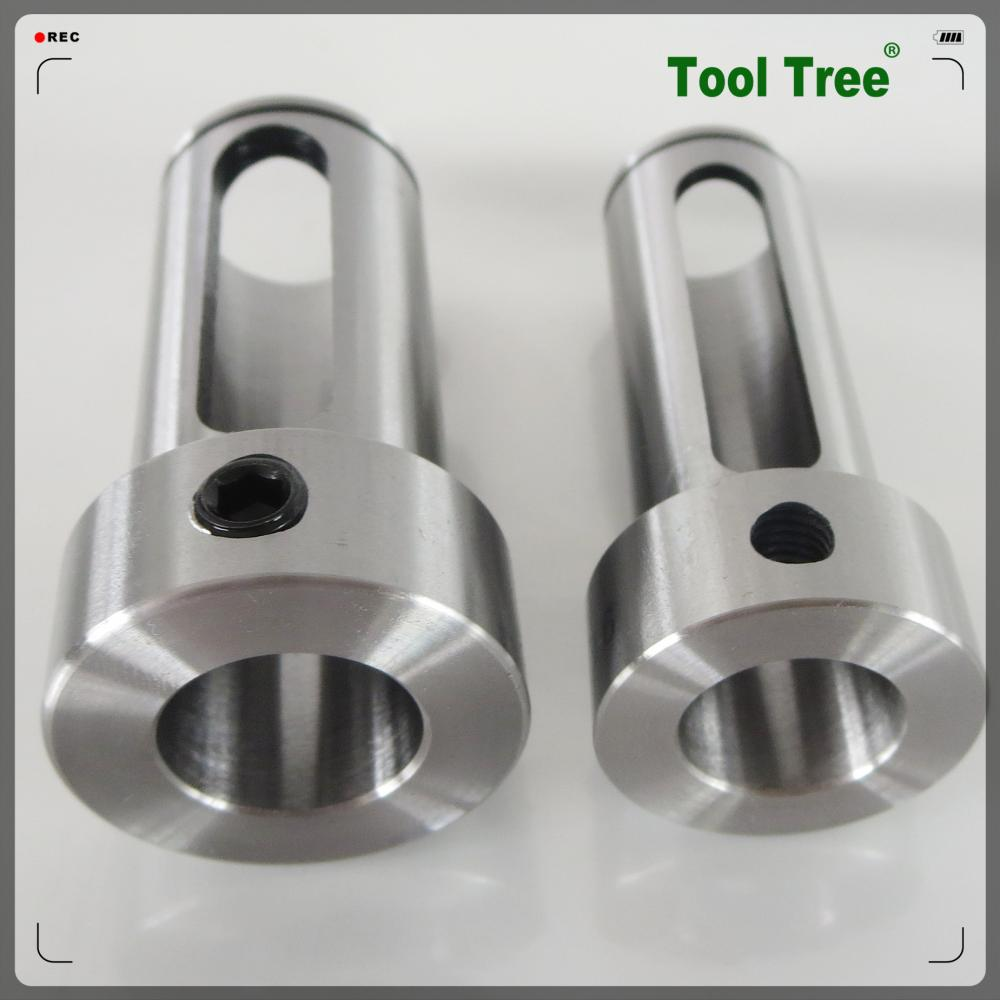 Silver color D32 Tool Holder Sleeves