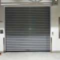 Quick action high speed roller shutter