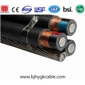 ABC Cable XLPE parallel twisted Aerial Bundle Cable