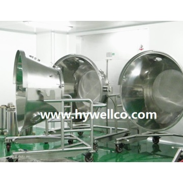 Pesticide Granulating Drying Machine