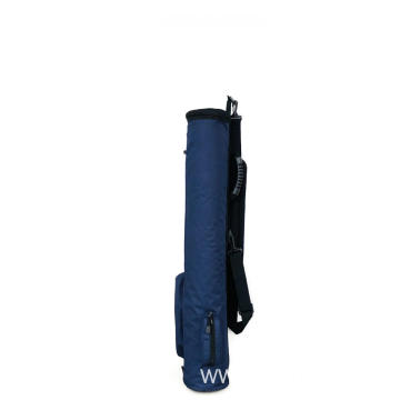 Portable and wear-resistant polyester golf bag