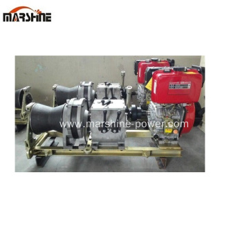 Honda Portable Capstan Rope Winch