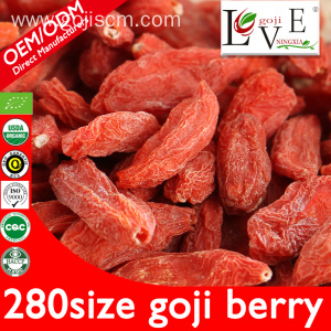 Goji Berry for Skin Long-Lived Anti-Aging Fruit