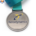 Best price custom silver metal medals online