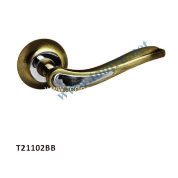 hot sale Zamak Rosette Door Handle