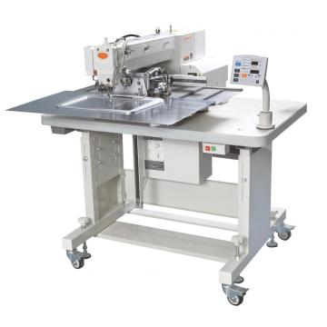 Industrial leather seaming machine