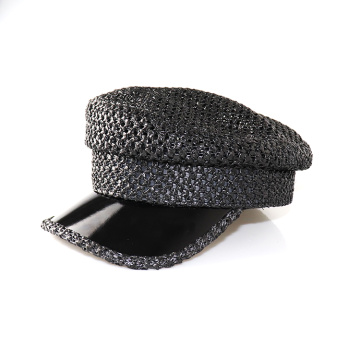 Fashion sun visor hat cover straw hats caps