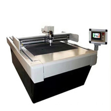 Kiss cut tool Oscillating Digital cutting machine