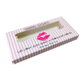 Wholesale Custom Pink Eyelash Tuck End Box