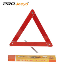 Car Reflective Triangular Parking Warning Sign