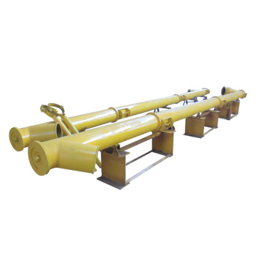 cement transiting screw conveyor