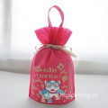 New Year Gift Packaging Bag With Dancing Lion