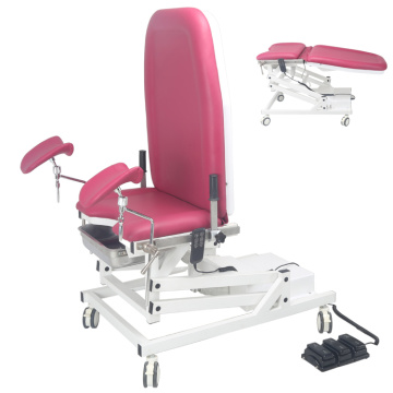 Comfortable Gynecological Exam Chair