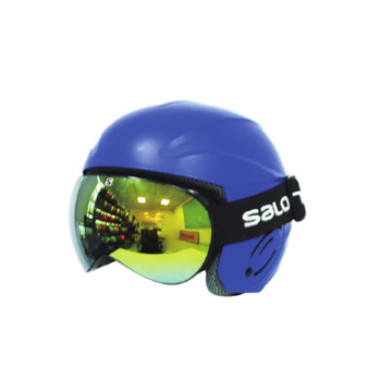 Blue Size S Ski Helmet for teenager