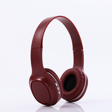 Stereo Super Bass Lebih Telinga Headphone Bluetooth Headset
